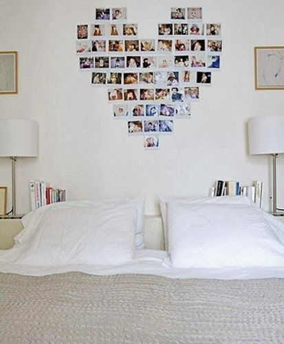 Home Decor Ideas: Cute idea for teenage girl's room