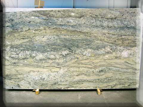 Green granites | Granite Kitchen Island Countertops Counters Installation Gaithersburg ...