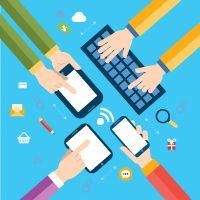 Di zaman modern ini, memiliki web atau aplikasi mobile menunjukkan betapa bernilainya bisnis Anda. Dan kami siap membuatkannya untuk Anda.