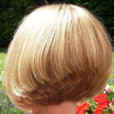 Short Bob Hairstyles Front Back | Variations of bob hair cuts