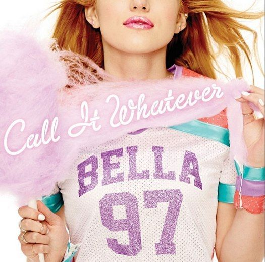 "Bella Thorne debuts new single ""Call it Whatever"" and music video from upcoming album due next month via U.S. Magazine"
