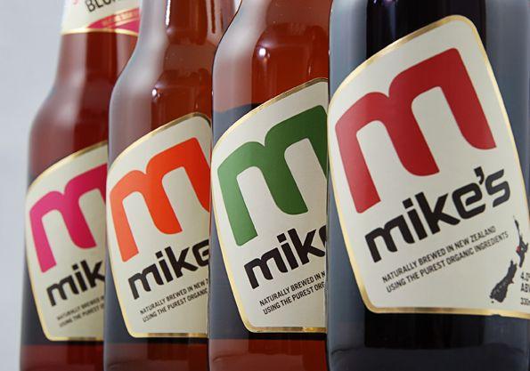 TGM Design Art Director Craig Jones designed beer labels.