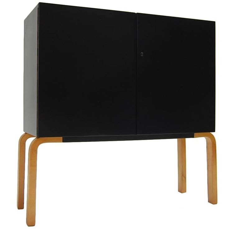 Early Alvar Aalto Cabinet | From a unique collection of antique and modern cabinets at https://www.1stdibs.com/furniture/storage-case-pieces/cabinets/