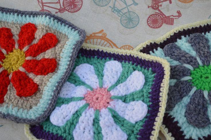 Agarradores crochet https://www.facebook.com/todoloquemegustadeco