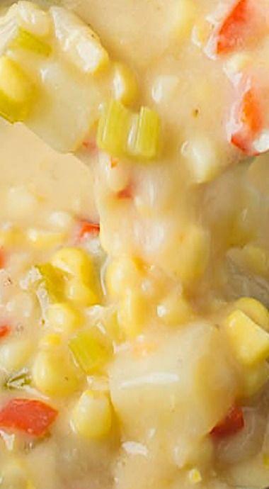 Summer Corn Chowder