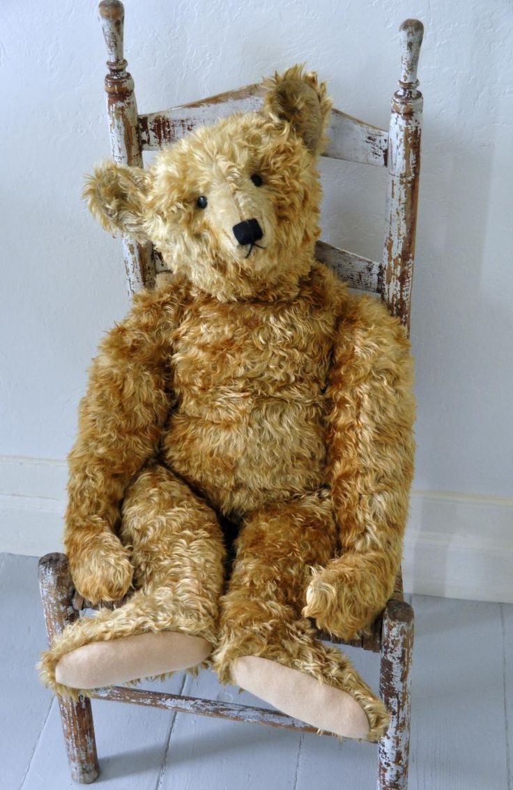 hand made teddys Terry John Woods - Home