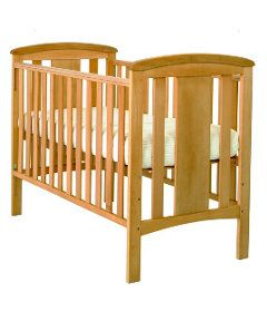 East Coast Nursery Katie Cot in Natural http://www.parentideal.co.uk/mothercare--cots-cot-beds.html