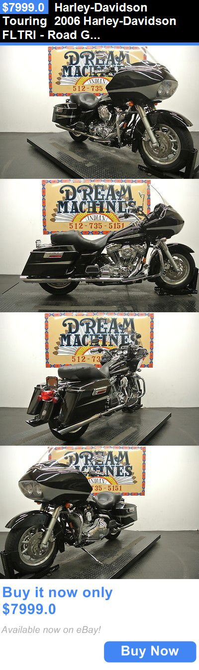 Motorcycles: Harley-Davidson Touring 2006 Harley-Davidson Fltri - Road Glide *We Ship And Finance* BUY IT NOW ONLY: $7999.0