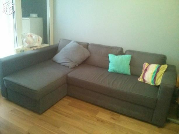 Canapé d'angle convertible Ikea