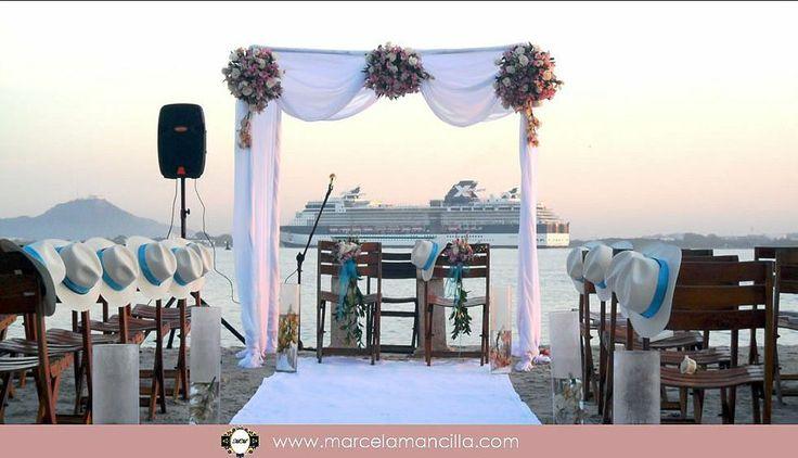 Cartagena Colombia VIP Destination Weddings, http://marcelamancilla.com