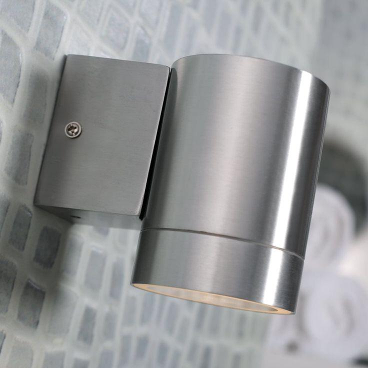 Nordlux Tin Maxi Aluminium Down Wall Light