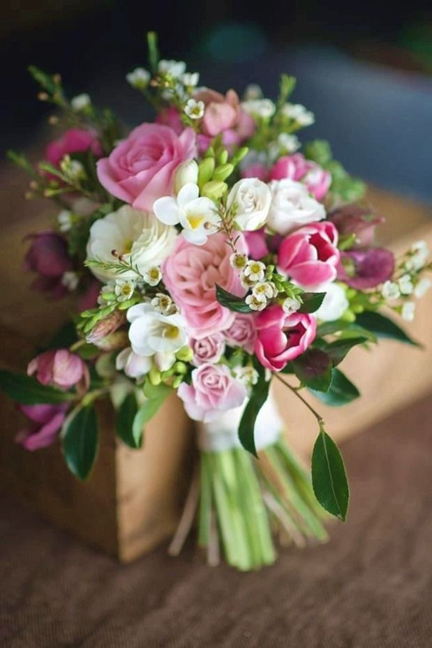 Wedding Flowers Information You Just Might Spend Less On Your Wedding Day By Booking Throughout An Off Seaso Wedding Bouquets Wedding Flowers Bridal Bouquet