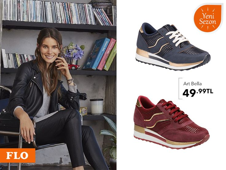 Spor ayakkabılarda göz alıcı parlak detaylar! #AW1617 #newseason #autumn #winter #sonbahar #kış #yenisezon #fashion #fashionable #style #stylish #flo #floayakkabi #shoe #ayakkabı #shop #shopping #women #trend #moda #ayakkabıaşkı #shoeoftheday