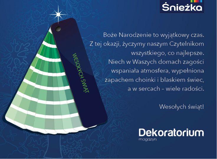 Wesołych świąt życzy Dekoratorium :)