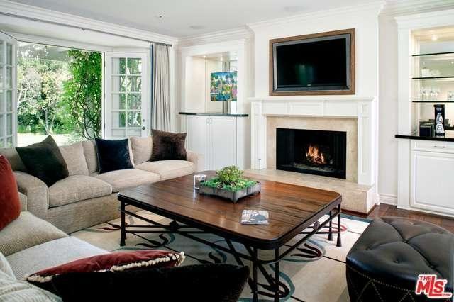 101 Gorgeous Celebrity Living Rooms Photos Condo Living Room