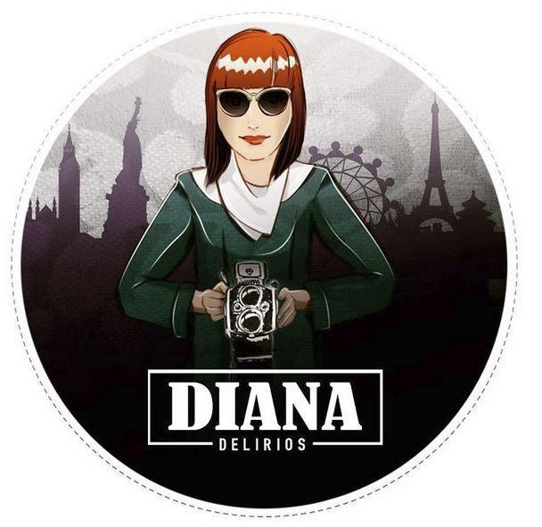 Diana por el mundo on Behance