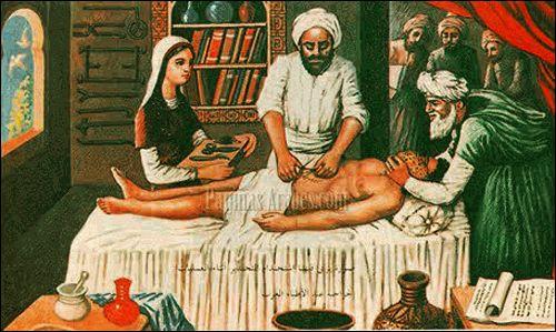 La medicina que hoy conocemos tiene varias raíces. Son varias las vías de penetración de los conocimientos médicos en el mundo islámico...