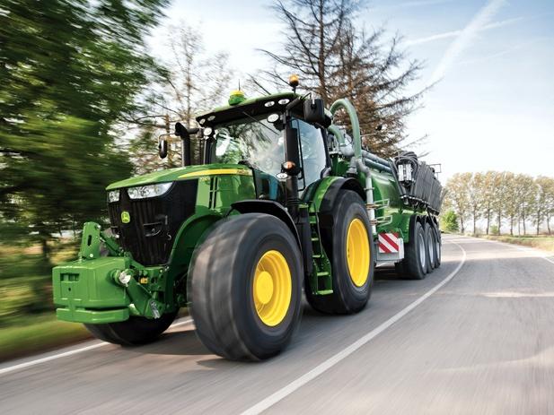 Tracteur Série 7R