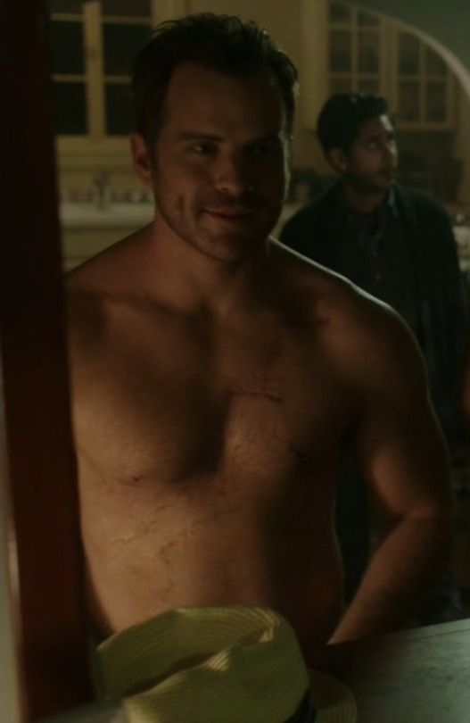 "Robert Kazinsky in ""Second Chance - One More Notch"""