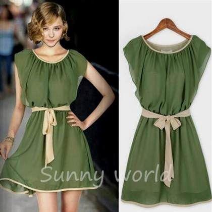 casual dark green dress 2016 » Ad Board