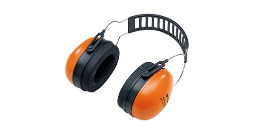 Protector de oídos CONCEPT 28. Estable y transpirable. Almohadillas acolchadas.