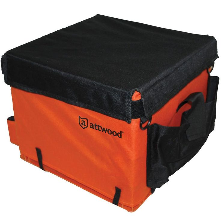 A MUST for any SUP Fishing enthusiast- Attwood Crate Pack