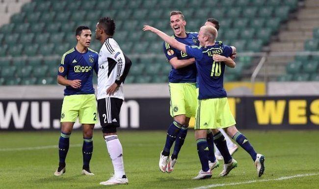 Analiza dwumeczu Legia Warszawa vs Ajax Amsterdam • Liga Europejska • Michał Kucharczyk, Dossa Junior i Michał Żyro antybohaterami >>
