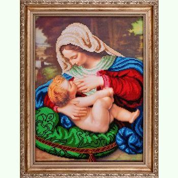 """Дева Мария """"Кормящая"""" A-529"""