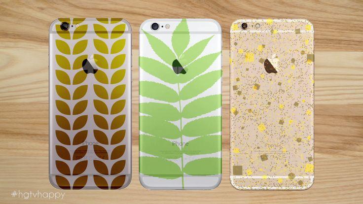 3 Easy DIY Phone Cases