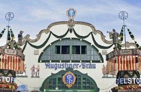 Oktoberfest: Bierzelte - Die großen Wiesnzelte - Augsutiner. Oktoberfest.info: alle News zur Wiesn