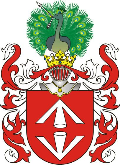 Herb Bogoria - List of Polish nobility coats of arms images - Wikipedia, the free encyclopedia