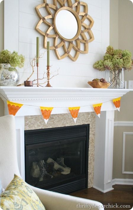 100 best Halloween - Banners & Bunting images on Pinterest ...