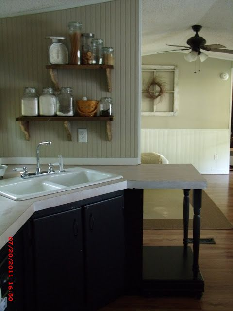 220 best Remodeling mobile home on a budget. images on Pinterest ...