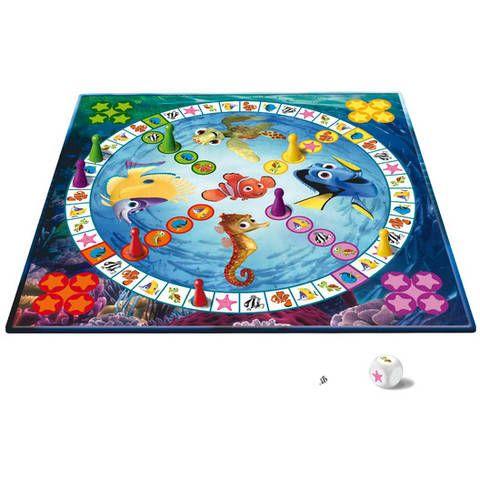 Distreaza-te impreuna cu Nemo si prietenii jucand aceasta varianta inedita a jocului ,,Nu te supara, frate!''. Va trebui sa respecti aceleasi reguli ale jocului dar aventura va fi cu siguranta mult mai amuzanta. Jocul este conceput...