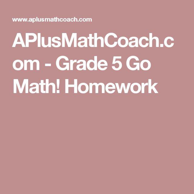 go homework