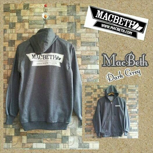 Macbeth hoodie