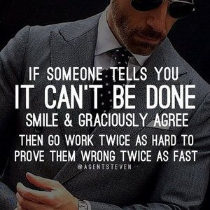 35 Boss Quotes For The Modern Entrepreneurial Gentleman - Style Estate - Want more inspiration? www.inspirecast.ca