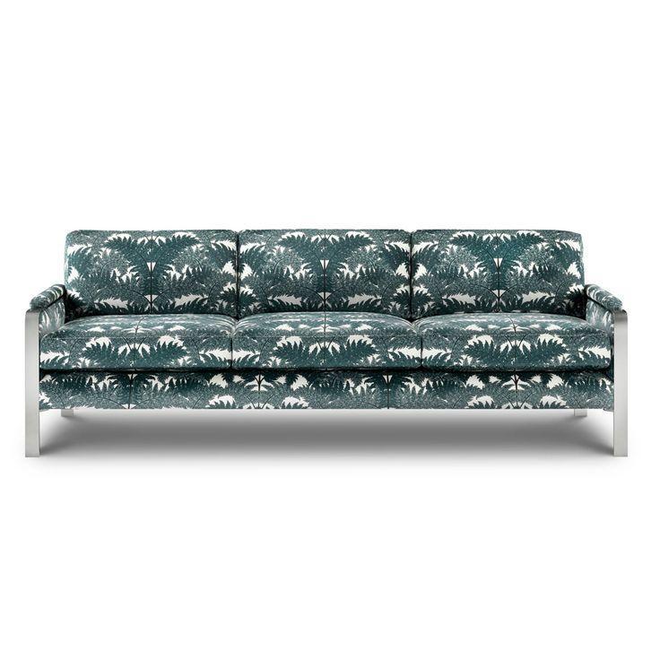 INFERNO 'Martello' Sofa - Teal