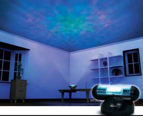 Проектор для создания феерической атмосферы в интерьере
