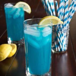 Blue Vodka Lemonade recipe