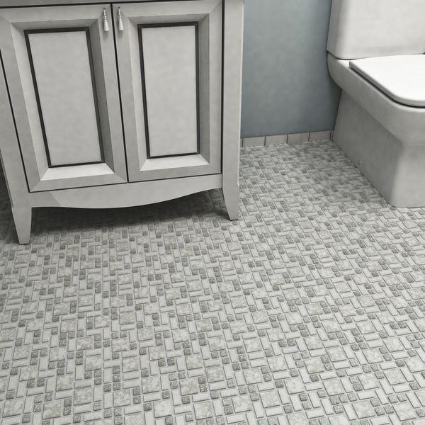 Trim Inside Shower With Classic 3 6 Subway Tile Mosaic Flooring Porcelain Mosaic Tiles