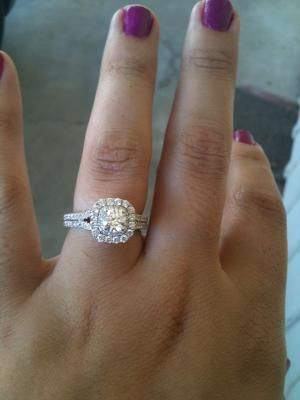 569 Best Images About Engagement Rings Wedding Bands On