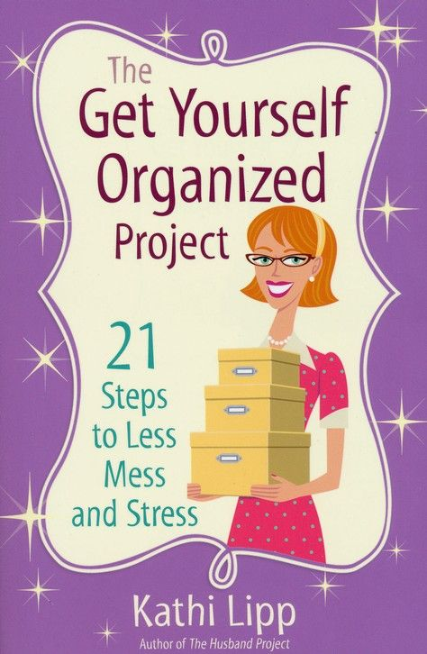 the Get Yourself Organized Project only $1.11 on Kindle right now! 7/17/13 (affil link)