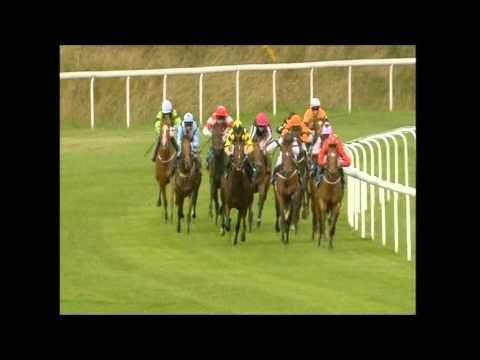 Pontefract Racecourse Racing Profits Guides Ltd Sponsored Race 28th July 2013 - YouTube