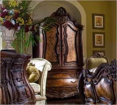 9 best Michael Amini bedroom furniture images on Pinterest