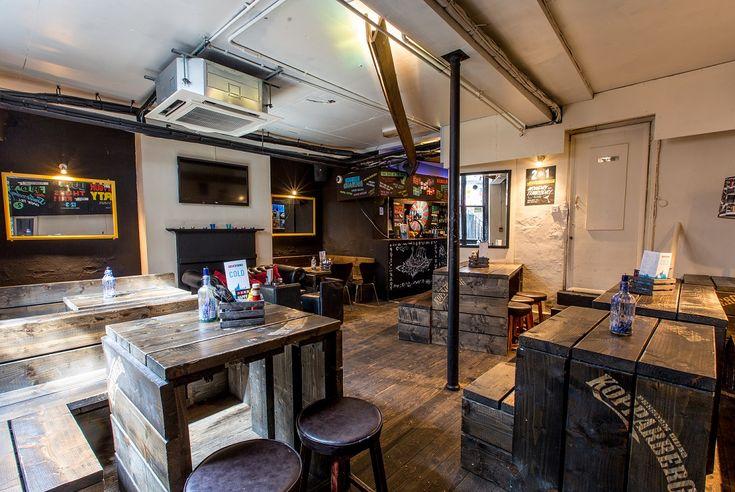 Nordic Bar is famous for its modern take on Scandinavian classics like Swedish meatballs – #londonbar #londonfood #swedishfood #scandinavianfood