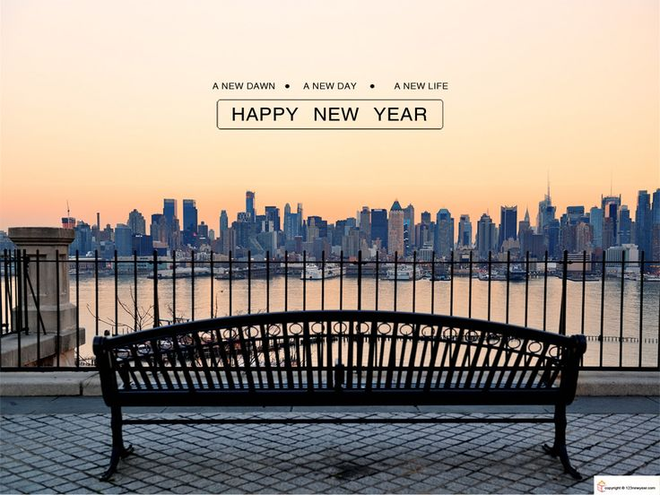 New Year brings hope for new beginning in our lives. So let's welcome 2014 with some motivational New Beginning Quotes for New Year.