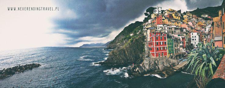 Liguria na majówkę- Cinque Terre w jeden dzień
