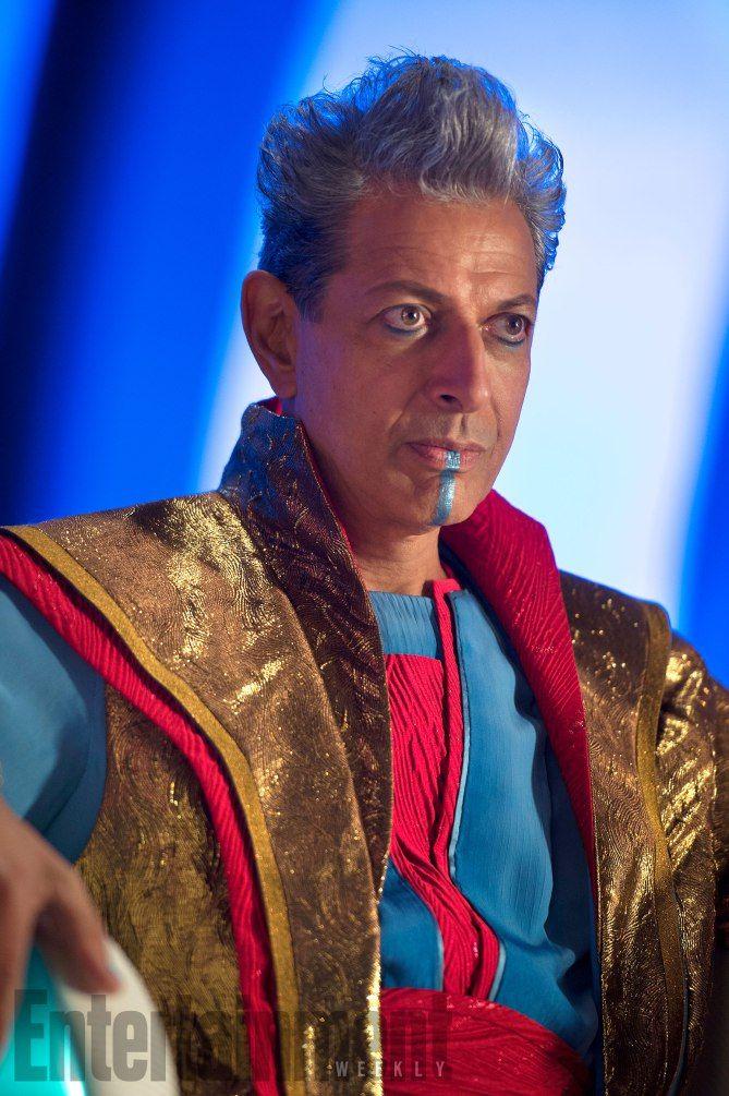 Grandmaster (Jeff Goldblum) in Thor: Ragnarok