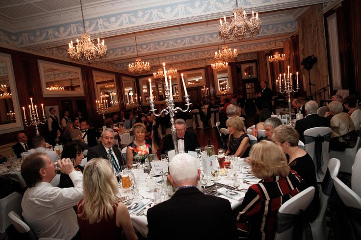 Burns Night in the Wedgwood Suite at St George's Hotel